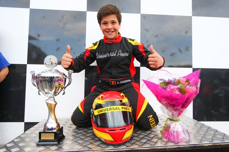 Elie Goldstein Championnat de Belgique 2015